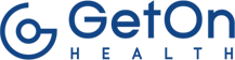 Get On Health Logo